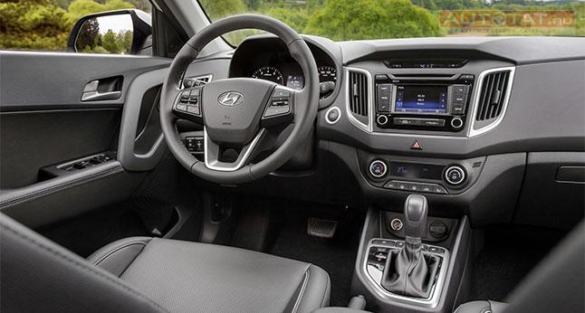 Hyundai показал новый компактный кроссовер Creta