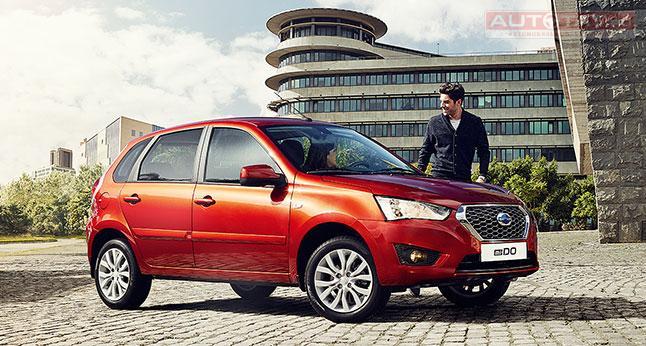 Стоимость автомобилей Datsun увеличилась на 15 тысяч рублей