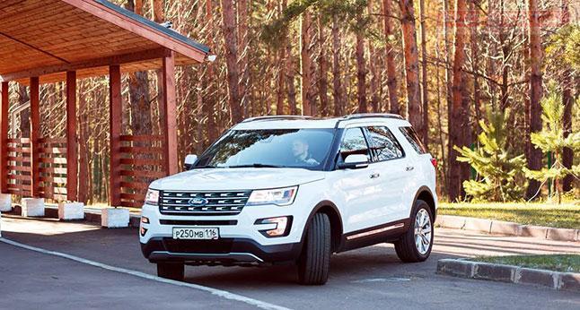 Модели Ford будут выпускаться с собранными в России моторами