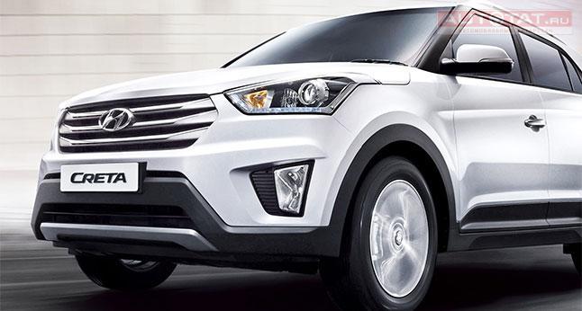 Стали известны неофициальные цены на Hyundai Creta