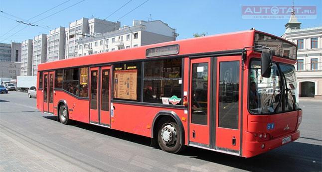 ВКазани 26-летний шофёр автобуса задавил пешехода
