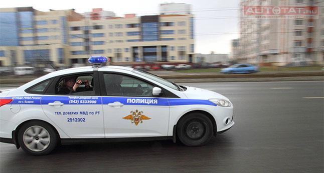 ГИБДД Казани ищет свидетелей наезда на 2-х пешеходов
