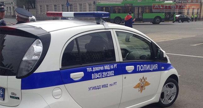 ВКазани ищут водителя сбившего на«зебре» 16-летнего подроста