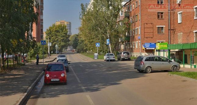 ВКазани свидетели ДТП избили водителя, сбившего школьницу