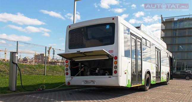 Электробусы «КАМАЗ» готовятся кпроизводству длиной в6, 9 и12 метров