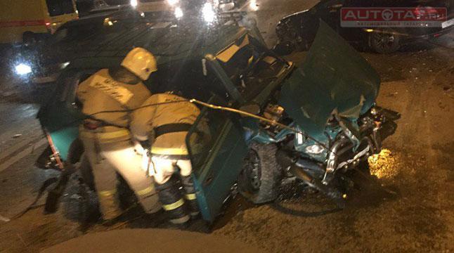Свидетели: нетрезвый шофёр джипа устроил смертельное ДТП наСибирском тракте