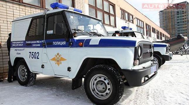 ВКазани мужчина попросил прикурить иугнал ВАЗ