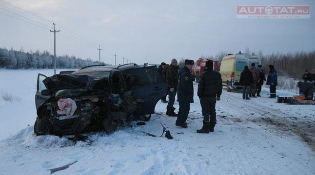 ВАгрызском районе в трагедии погибли два человека