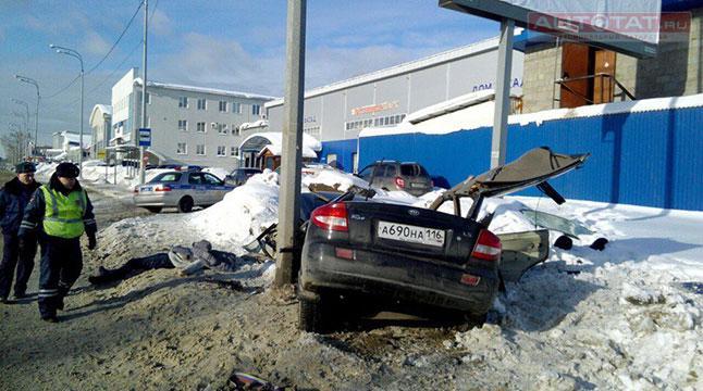Авто чаще попадающие в аварию
