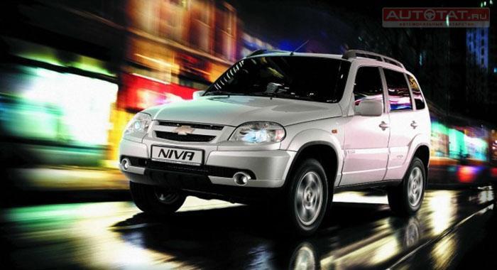 «GM-АвтоВАЗ» поднял цены на Шевроле Niva