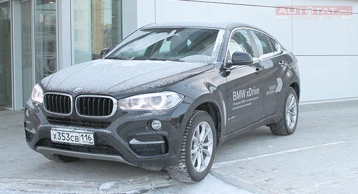 В РФ 1января поднимут цены наавтомобили БМВ