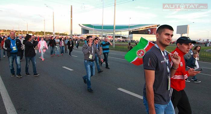 «Последнюю милю» вКазани протестируют 7мая