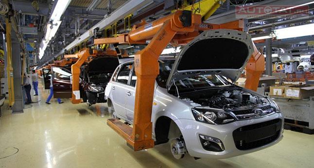 «АвтоВАЗ» снимает Lada Kalina с производства