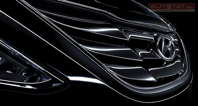 Hyundai озвучил дату дебюта нового Solaris