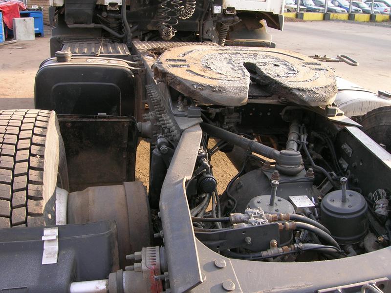 Volvo fh12 ремонт фото