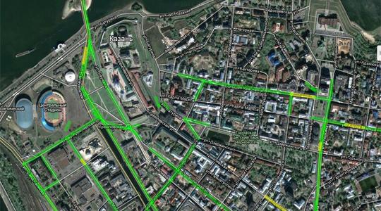 Хорошие дороги - зеленые дороги