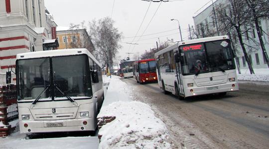 В Казани меняется схема