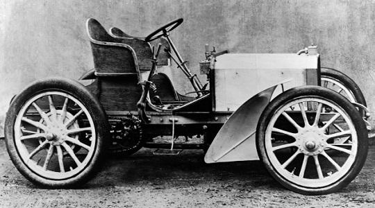 История развития автомобилей в германии реферат 2280