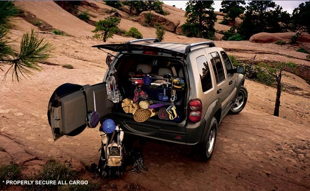 Комплектации Jeep Cherokee.  Фото.  Универсал.