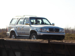 Тест-драйв Great Wall SUV G5